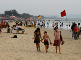 calangute Beach Photo Gallery